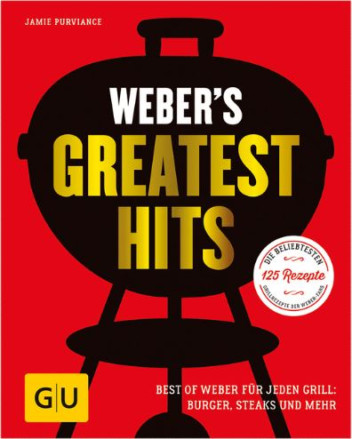 Grillbuch Weber's Greatest Hits
