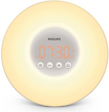 LED Wake-Up Light zum natürlichen Aufwachen