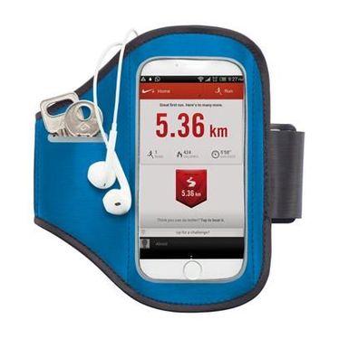 Smartphone Sportarmband mit Seitentasche