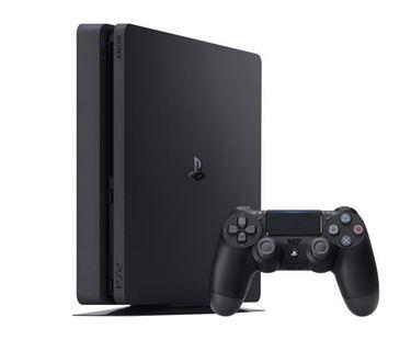 Neue Playstation 4 Slim 500 GB Konsole