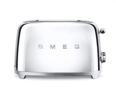 2-Scheiben Toaster Chrom