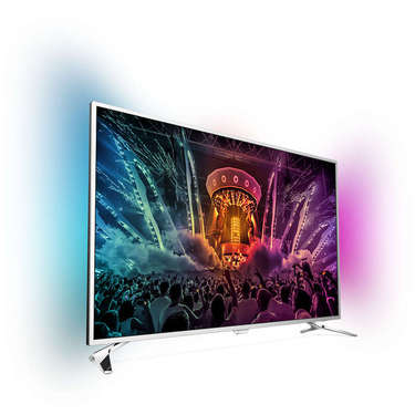 """49"""" Ultraflacher 4K UHD-LED-TV powered by Android TV"""