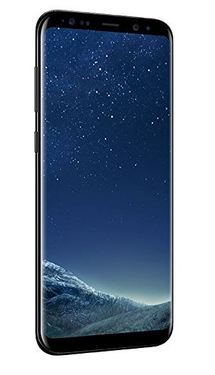 Vorschau: Galaxy S8+ 64GB LTE Midnight Black